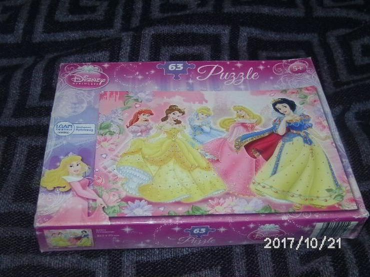Mädchenpuzzle mit 63 Teile ab 5 Jahre vollstäng - Puzzles - Bild 1