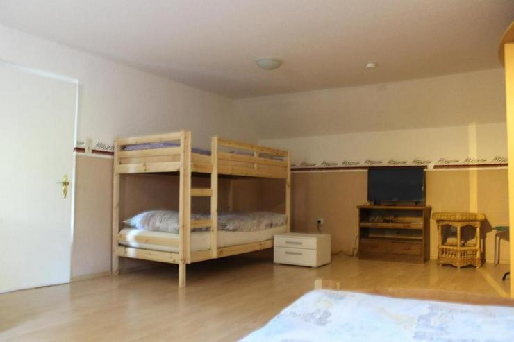 Monteurszimmer für vier Personen AB 12,- /Tag* - Bild 1