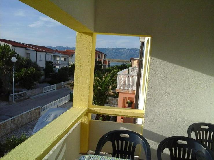 Ferienappartement - Kroatien - Insel VIR - 100 Meter vom Meer