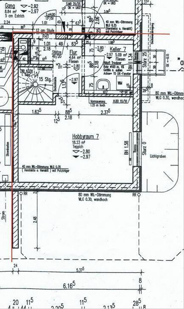 Bild 4: Neuwertige 4-Zimmer-Erdgeschosswohnung inkl. Garten und Garage!