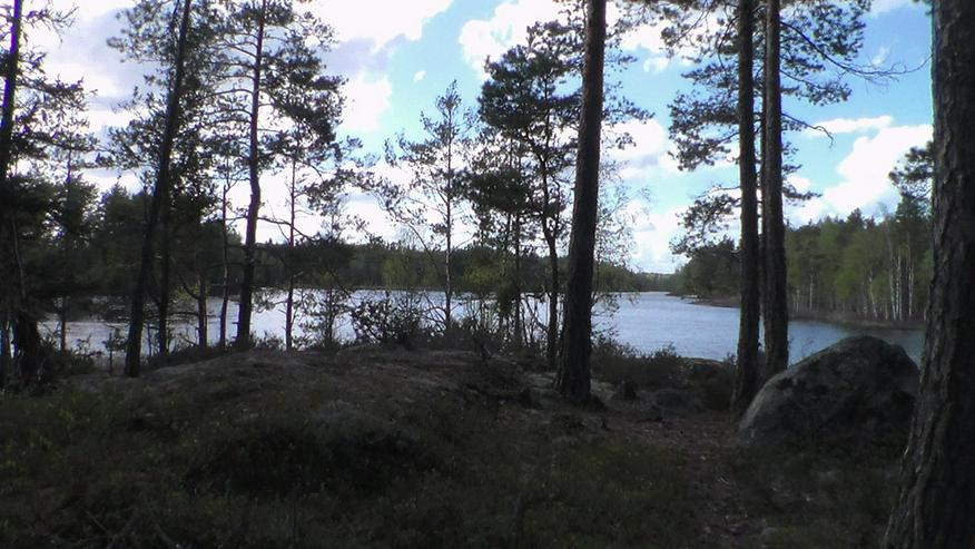Schweden Smaland Südschweden , Ferienhaus, Bungalow, Ferienwohnung m. Sauna und Boot
