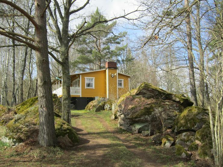 Bild 2: Schweden ,Ferienhaus m. Sauna, Boot, Angelrecht
