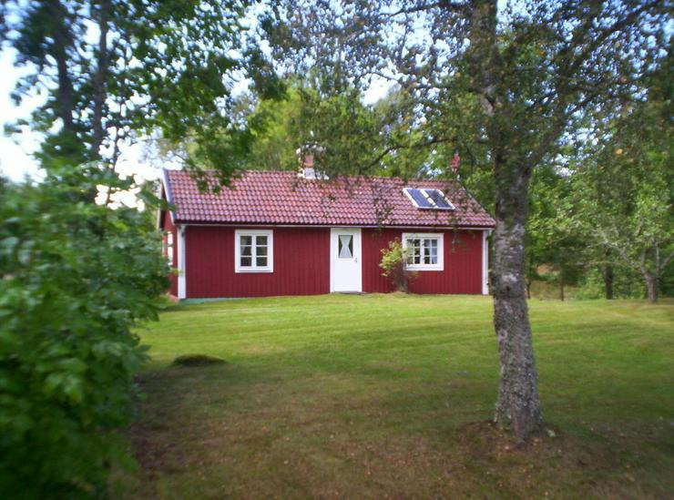 Bild 4: Urlaub mit Hund. Ferienhaus am Wasser. Schweden