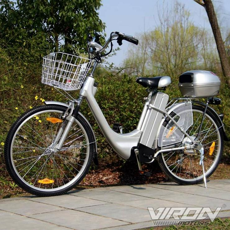 Elektrofahrrad 36V E-Bike NEU! - Elektro Fahrräder (E-Bikes) - Bild 1
