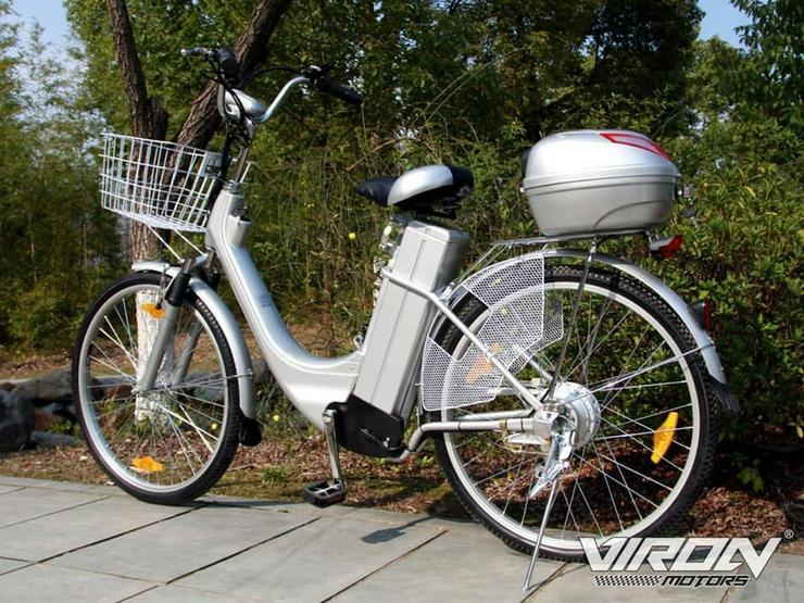 Bild 3: Elektrofahrrad 36V E-Bike NEU!