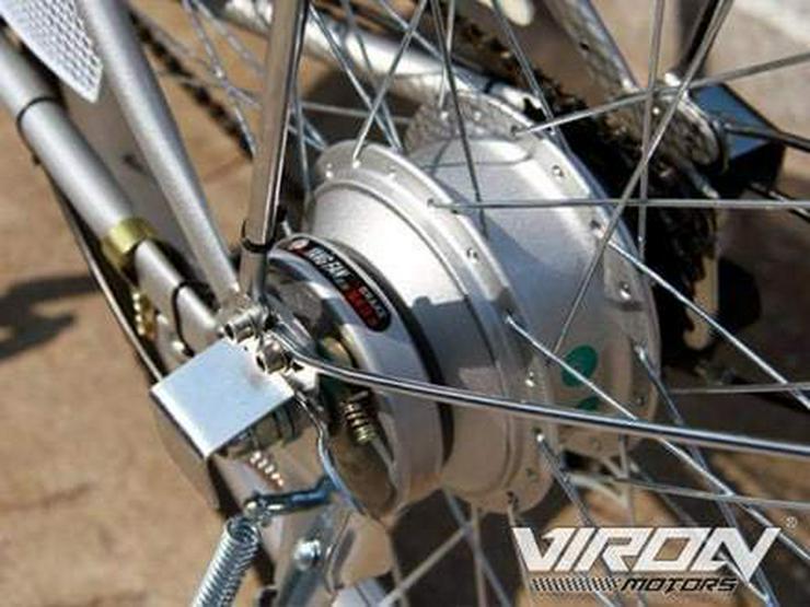 Bild 4: Elektrofahrrad 36V E-Bike NEU!