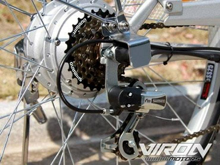 Bild 10: Elektrofahrrad 36V E-Bike NEU!