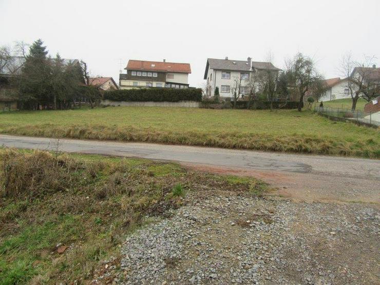 Bild 6: Schön gelegener Bauplatz mit ca. 1199 m² in Limbach OT im Odenwald