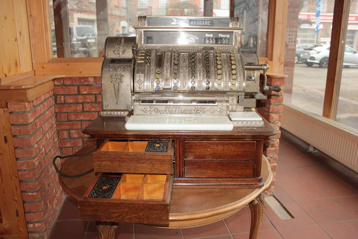 Einzigartig die Registrierkasse National - Schreibmaschinen & Bürotechnik - Bild 1