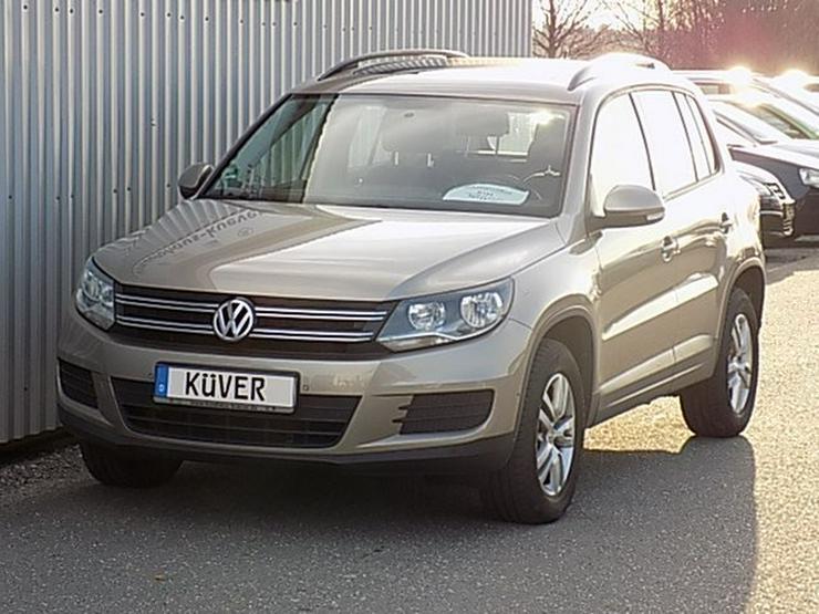 Bild 2: VW Tiguan 2,0 TDI Panorama AHK Einparkhilfe Alu16''
