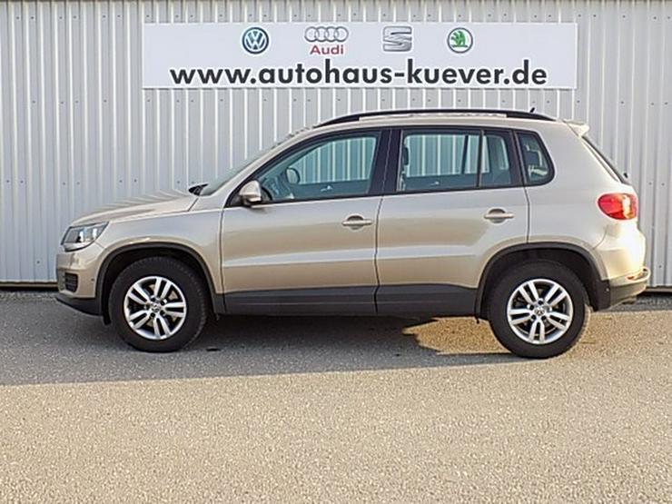 Bild 3: VW Tiguan 2,0 TDI Panorama AHK Einparkhilfe Alu16''