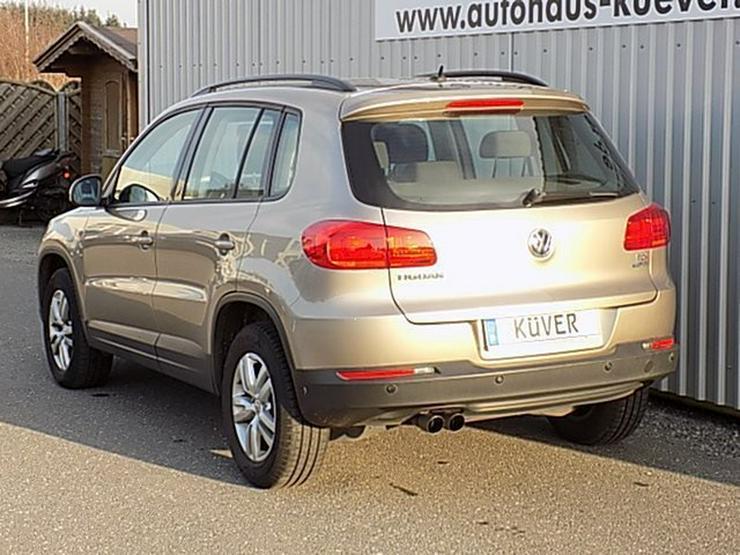 Bild 4: VW Tiguan 2,0 TDI Panorama AHK Einparkhilfe Alu16''