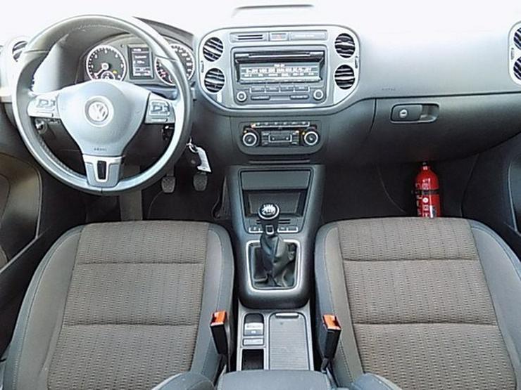 Bild 5: VW Tiguan 2,0 TDI Panorama AHK Einparkhilfe Alu16''