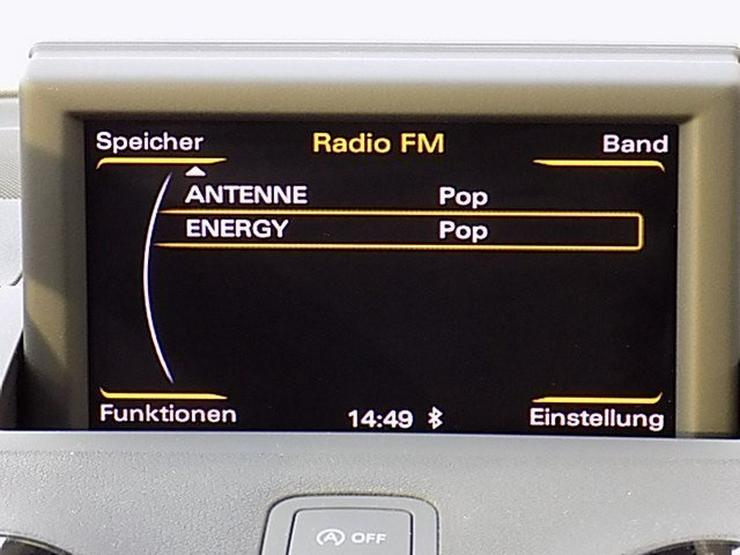 Bild 7: AUDI A1 1,2 TFSI Xenon Navi GRA Sitzheizung Alu17''