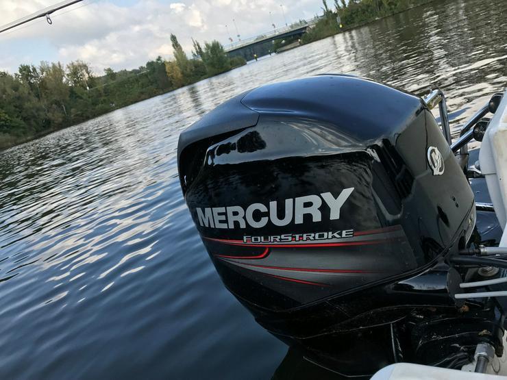 Außenbordmotor Außenborder Mercury F50 ELPT