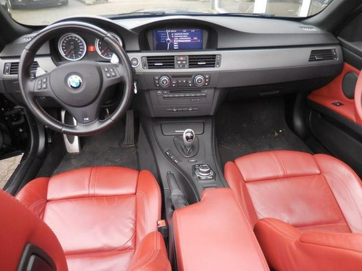 Bild 3: BMW M3 Cabrio DKG Klimaaut NAVI Leder PDC uvm