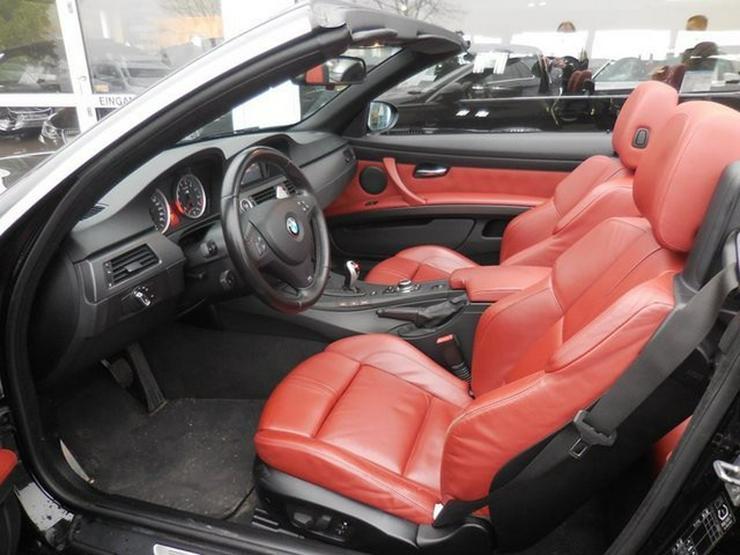 Bild 4: BMW M3 Cabrio DKG Klimaaut NAVI Leder PDC uvm