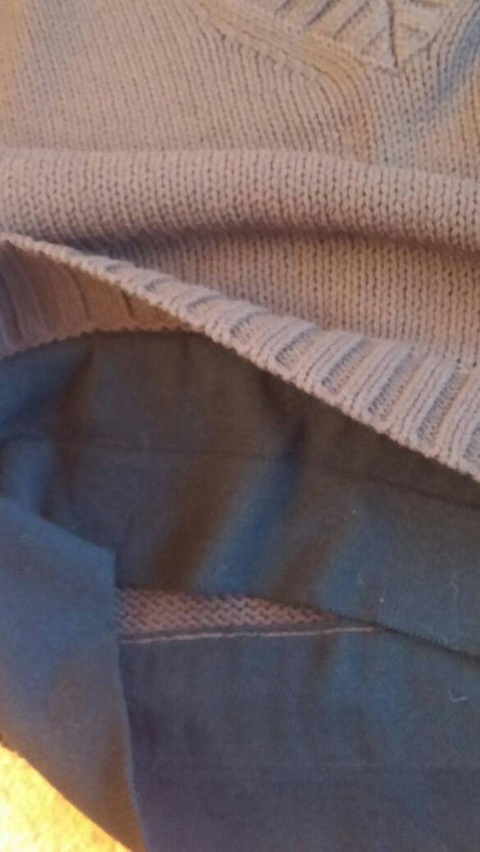 Bild 5: Damen Pullover 2 in 1 strick Designer Gr.38