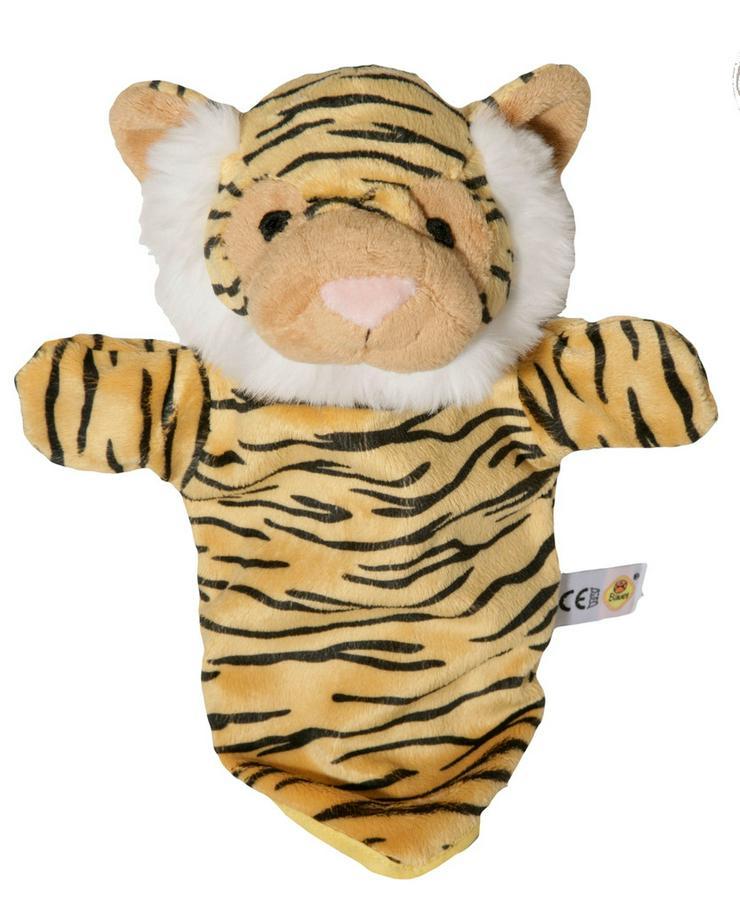 Suche Handpuppe -Tiger- von der Fa.Bauer