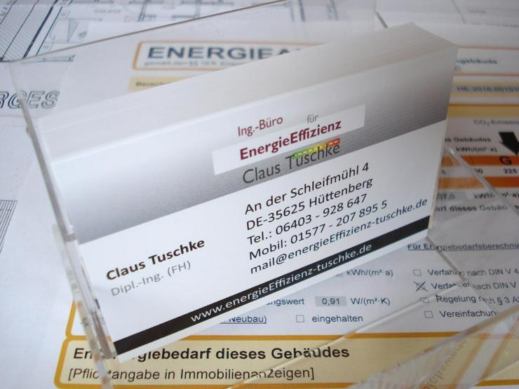 Bild 2: Energie- und Fördermittelberatung