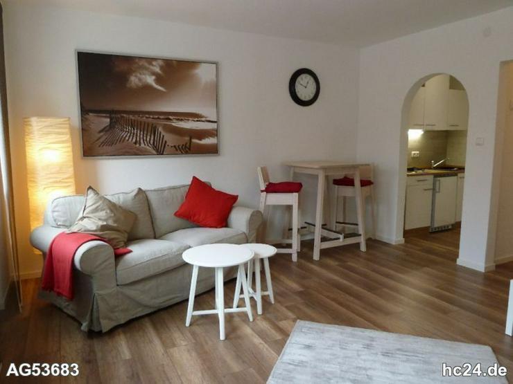 Bild 3: Modern möbliertes, befristetes Apartment in Kempten frei ab April 2019