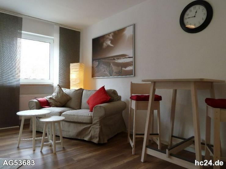 Modern möbliertes, befristetes Apartment in Kempten frei ab April 2019 - Wohnen auf Zeit - Bild 1