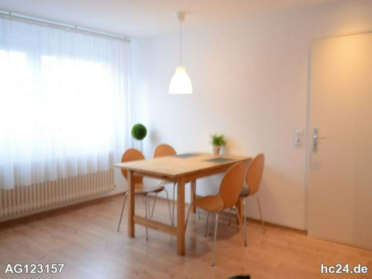 Bild 6: 2- Zimmer Wohnung möbliert in Steinen-Hägelberg