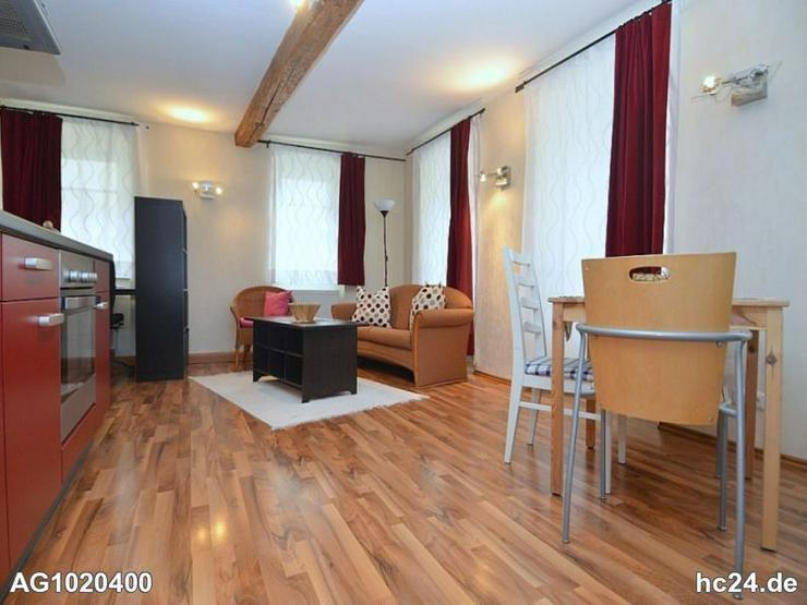 * Möblierte 2-Zimmerwohnung in Würzburg/ Thüngersheim. - Bild 1