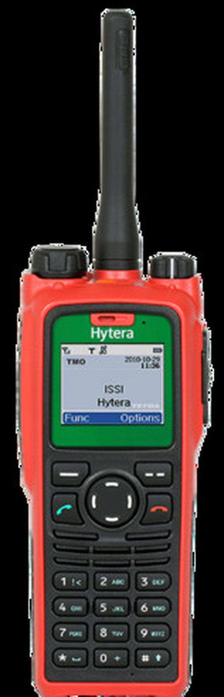 Bild 4: TC 620 Analoges hytera UHF Betriebsfunkgerät