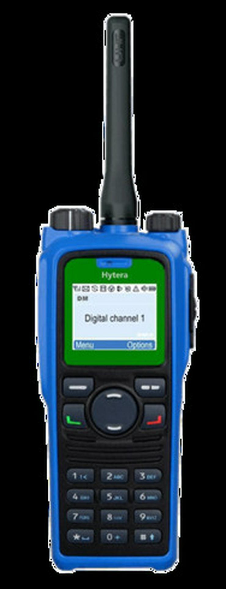 Bild 5: TC 620 Analoges hytera UHF Betriebsfunkgerät