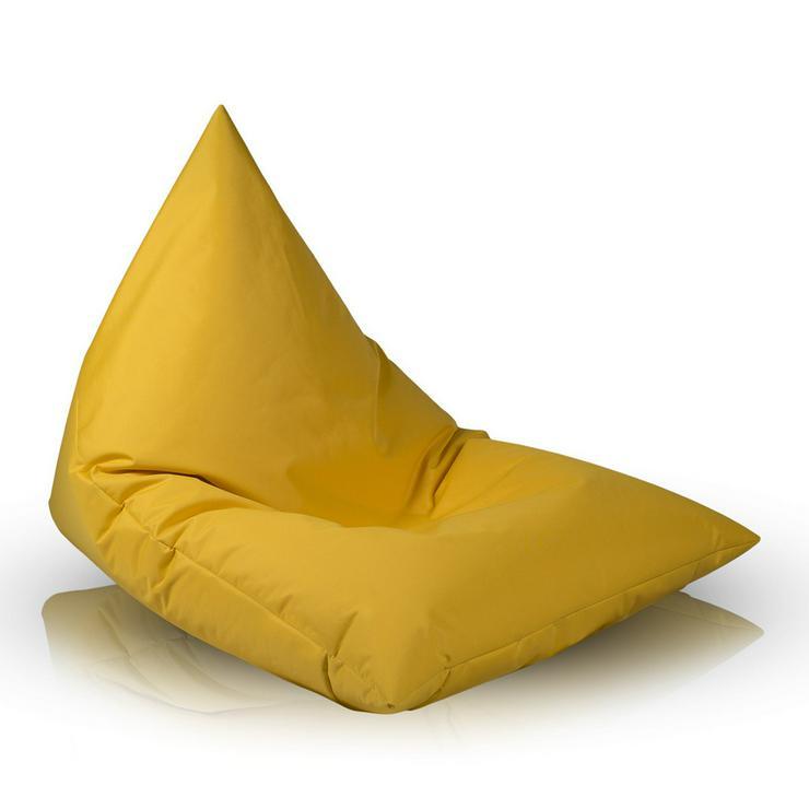 Bild 3: Bezug Sitzsackhülle Sessel Kissen Lazy M
