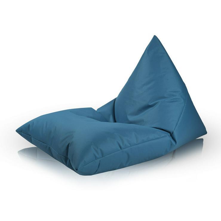 Bild 5: Bezug Sitzsackhülle Sessel Kissen Lazy M