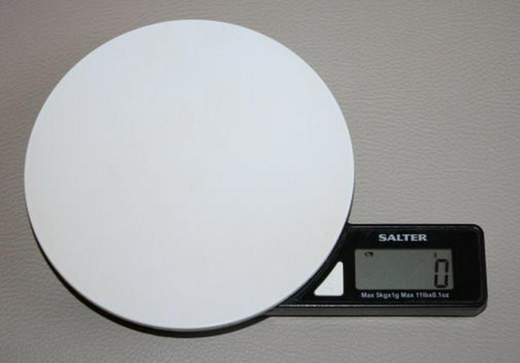 Salter 1030 digitale Küchenwaage Briefwaage 5kg