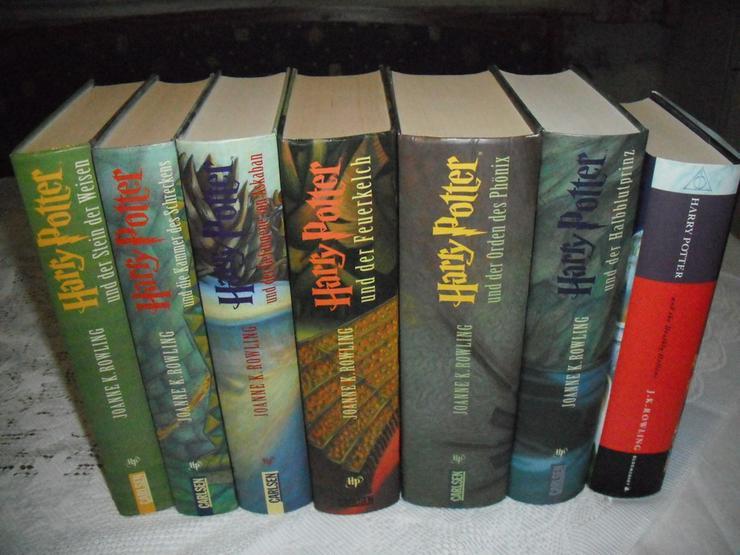 Harry Potter - Bücher - Kinder& Jugend - Bild 1