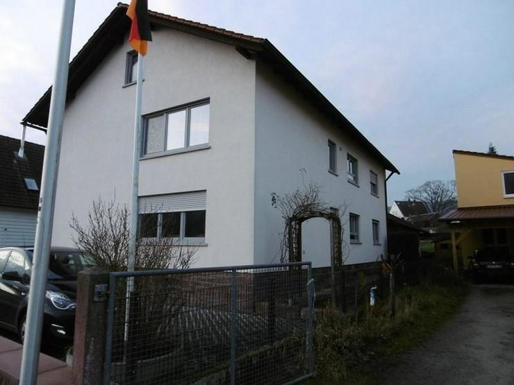 Bild 2: Zweifamilienhaus in idyllischer Lage in Wernfeld - von Schlapp Immobilien