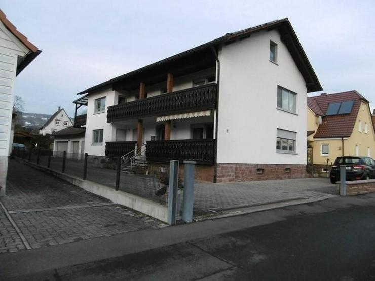 Bild 1: Zweifamilienhaus in idyllischer Lage in Wernfeld - von Schlapp Immobilien