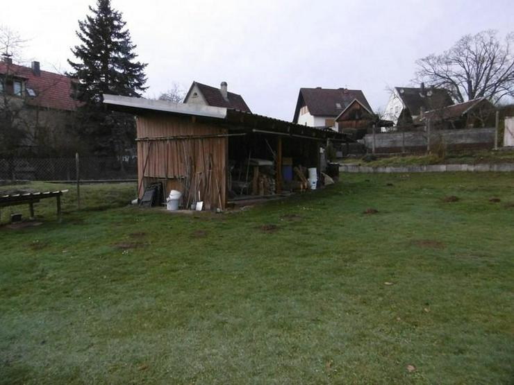 Bild 8: Zweifamilienhaus in idyllischer Lage in Wernfeld - von Schlapp Immobilien