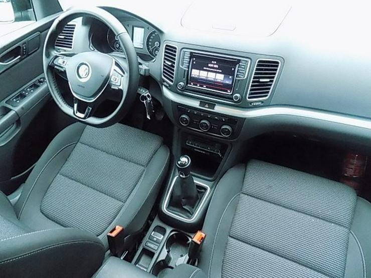 Bild 5: VW Sharan 2,0 TDI Comfortline Navi 7-Sitzer