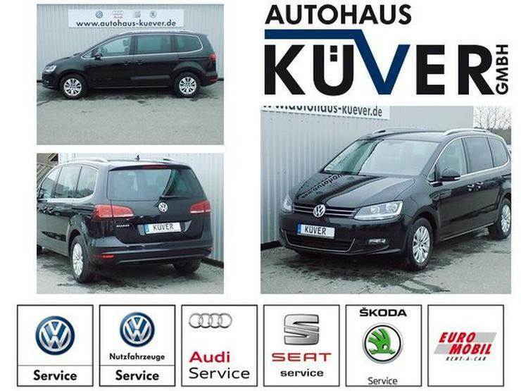 VW Sharan 2,0 TDI Comfortline Navi 7-Sitzer - Sharan - Bild 1