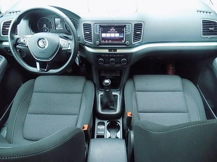Bild 6: VW Sharan 2,0 TDI Comfortline Navi 7-Sitzer