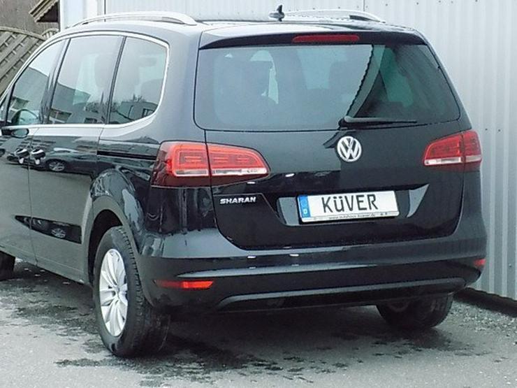 Bild 4: VW Sharan 2,0 TDI Comfortline Navi 7-Sitzer