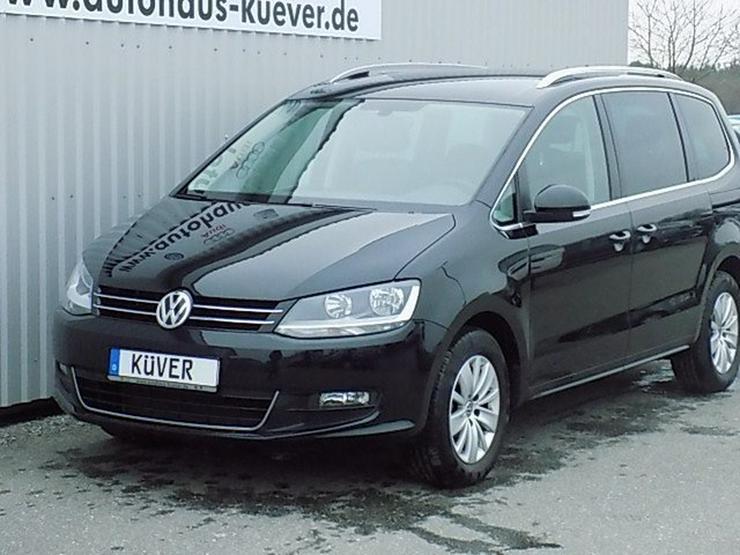 Bild 2: VW Sharan 2,0 TDI Comfortline Navi 7-Sitzer