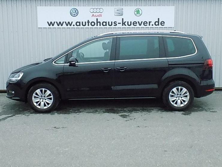 Bild 3: VW Sharan 2,0 TDI Comfortline Navi 7-Sitzer
