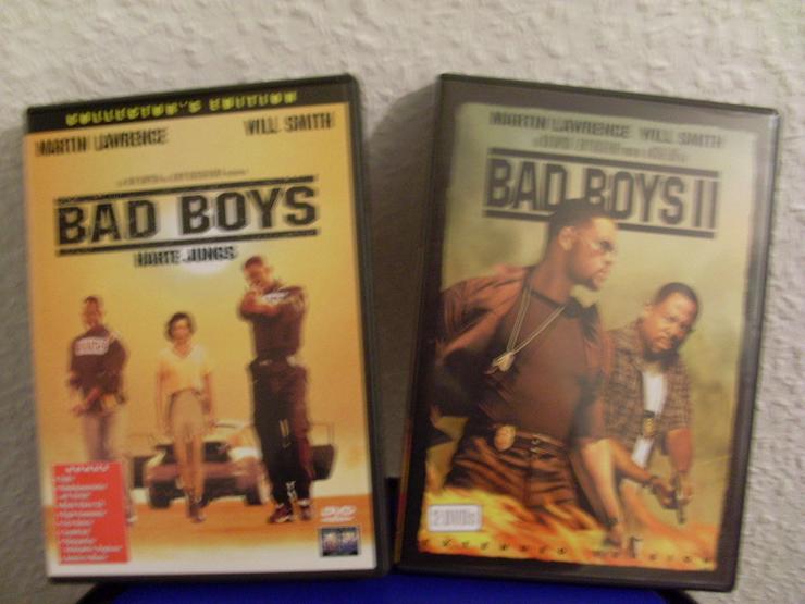 Bad Boys 1 + 2 DVD NEU 1 Ausgabe UNCUT Sammler - DVD & Blu-ray - Bild 1