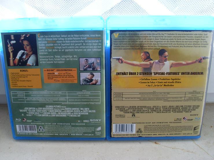 Bild 2: Bad Boys 1 + 2 DVD NEU 1 Ausgabe UNCUT Sammler