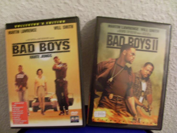 Bad Boys 1 + 2 DVD NEU 1 Ausgabe UNCUT Sammler