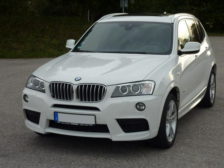 BMW X3 xDrive 30d TOP-Ausstattung