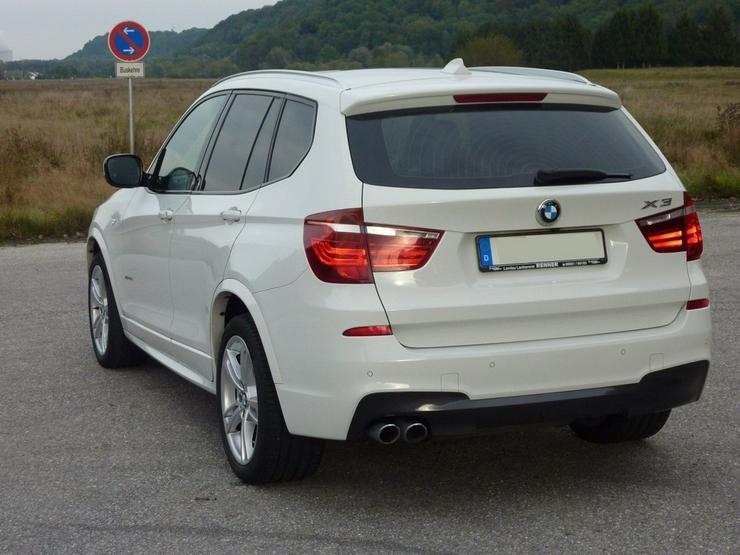 Bild 3: BMW X3 xDrive 30d TOP-Ausstattung