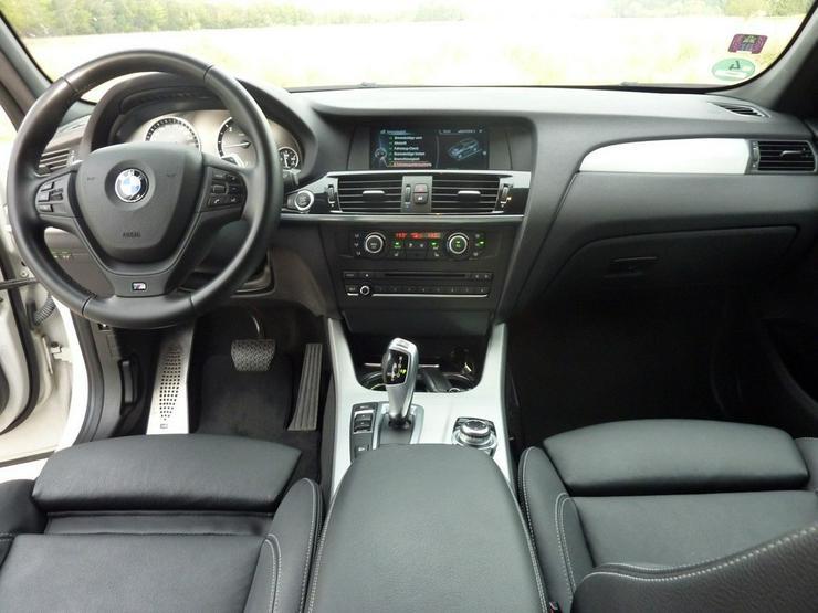 Bild 4: BMW X3 xDrive 30d TOP-Ausstattung