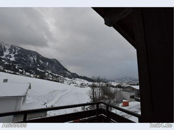 Bild 6: Renov., möbl. Apartment in Rettenberg mit Balkon, frei ab März 2019 in Rettenberg